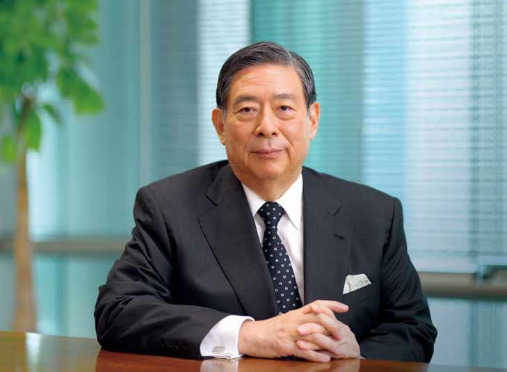 住信SBI銀行北尾氏の写真